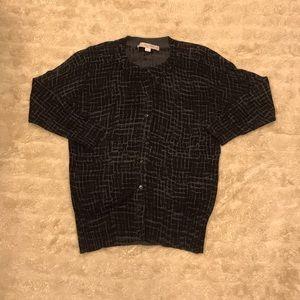 Ann Taylor LOFT button-down cardigan Size SP